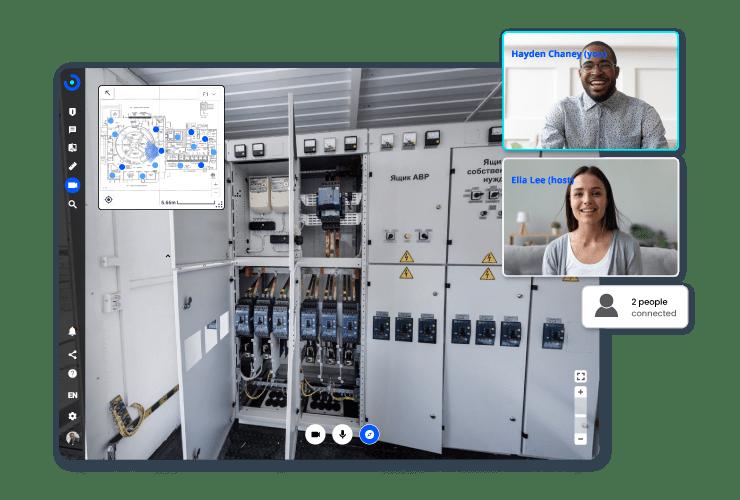 Beamo-enterprise-grade-digital-twin-platform-collaboration-inspection-site survey-documentation